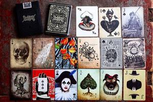 Robb Vices-Art of Play, Ultimate playing cards