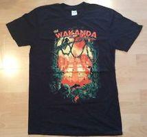 Visit Wakanda Black Panther Shirt