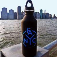 MIZU x FANCY Stainless Steel Water Bottle