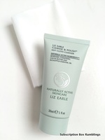 LIZ EARLE CLEANSE & POLISH HOT CLOTH CLEANSER-2 PIECE SET