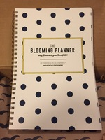 The Blooming Planner by Moustache Stationery