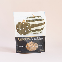 Ghouls Gobblers Duck & Pumpkin Dog Treat