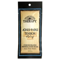 Village Naturals Therapy in Juniper, Orange, and cooling Menthol