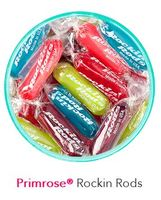 Primrose Rockin Rods Candy