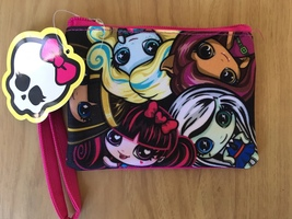 Monster High Wristlet