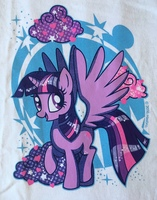 My Little Pony Twilight Sparkle tee