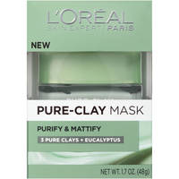 L'Oreal Paris Pure Clay Mask Purify and Mattify