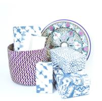 Set of Three Gift Boxes, India (Retail $20)