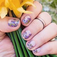 jamberry dancing lilacs