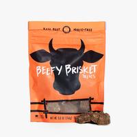 Beefy Brisket Treats