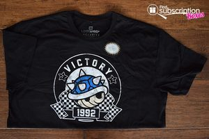 Mario Kart Blue Shell Shirt