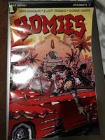 Homies Comic Book