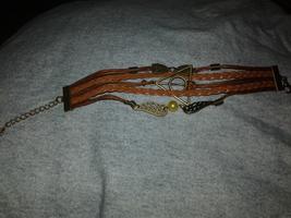 Harry Potter wrap style bracelet