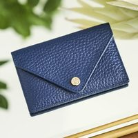 Dagne Dover Leather Card Case
