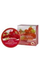 Premium Deoproce Strawberry Yogurt Clean & Moisture Massage Cream