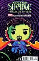 Doctor Strange and the Sorcerers Supreme Comic