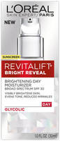 L'Oreal Revitalift Bright Reveal Brightening Moisturizer with Sunscreen
