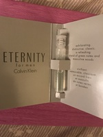 Eternity for men Eau