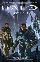 Halo Last Light Novel