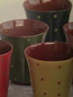 Atelia Buisson-Kessler Ceramic Cups