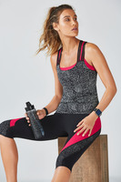 Fabletics Chara 3 Pc Outfit (L)