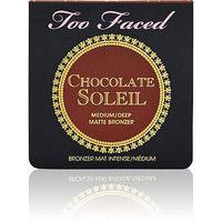 Too Faced Chocolate Soleil Matte Bronzer - Medium/Deep