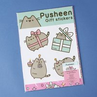 Pusheen Gift Stickers