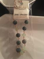Pomina semi-precious natural stone bracelet