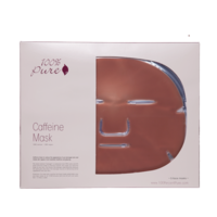 100% Pure Caffeine Face Mask, Pack of 5