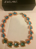 Jewelmint Sherbert Glam Necklace
