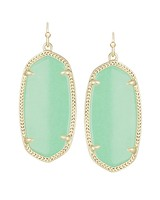 "Kendra Scott ""Elle"" Earrings in Mint"