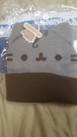 pusheen beanie hat with ears!!!
