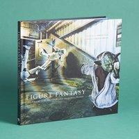 Figure Fantasy Hardcover Book