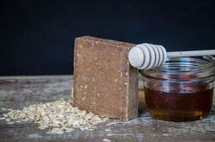 SLAB Fresh Soap Oatmeal Honey