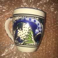Le Souk Ceramique Mug - Fish Design