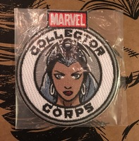 Marvel Collector Corps Storm sew on patch