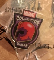 Marvel Collector Corps Magneto pin