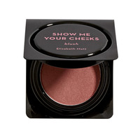 ELIZABETH MOTT SHOW ME YOUR CHEEKS BLUSH-PEACH PINK