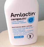 Amlactin Cerapeutic Restoring Body Lotion