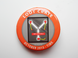 Loot Crate Time pin