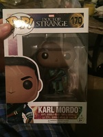 Karl Mordo Vinyl Bobblehead Pop in a Box - Doctor Strange