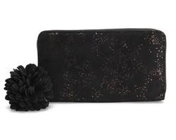 Dreamland wallet in black