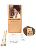 We Are Knitters Sienna Beanie kit