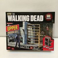 The Walking Dead Upper Prison Cell Building Set