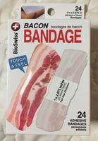 BioSwiss Bacon Bandages (24 ct)