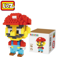 Pixel Mario Nano Block (DIY Build)