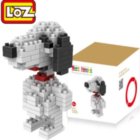 Pixel Snoopy Nano Block (DIY Build)