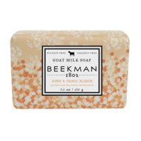 Beekman Honey & Orange Blossom Goat Milk Soap