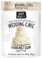 Project 7 Wedding Cake Gourmet Gum