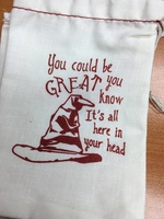 Harry Potter Sorting Hat Canvas Bag